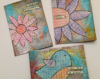 Blank Notecards