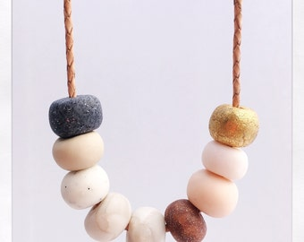 The Pebble necklace
