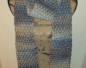 Overlay Stitch Scarf