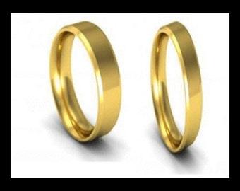 Wedding Ring 9ct Wedding Band Gold Wedding Ring 9k Wedding Ring Men Wedding Ring Women Ring 9ct Wedding Ring 9k Ring 9ct gold ring