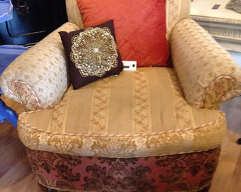 Patchwork Comfy Chair