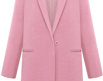 Audrina Pink Jacket