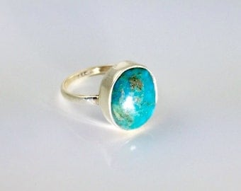 Turquoise ring - FREE INTERNATIONAL SHIPPING