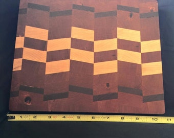 10.75 inch Butcher Block Cutting Board