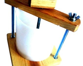 Cheese press - Classic cheese  Complete kit - make Your own cheese!