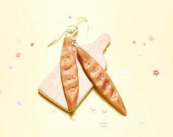 Baguettes Earrings