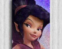 Vidia disney fairies poster tinkerbell gifts