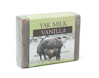 Fairtrade Natural Yak Milk Soap