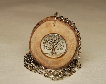 "Pendant ""magic tree"""