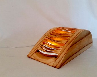 Ardent Convexity handmade lamp