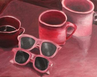 Still Life2, Oil Painting