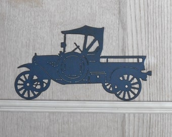 Model T Pickup Wall Art
