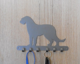 Irish Wolfhound b Key Holder [4500624]