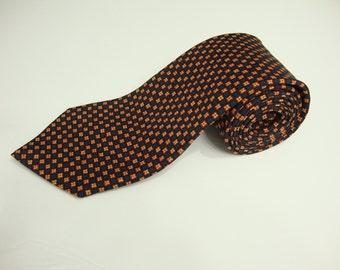 Vintage Authentic PRADA Mens Necktie Mens Ties Made in ITALY Prada Mens Neck Ties Vintage Neckties Ties for Men Prada Gift for Men