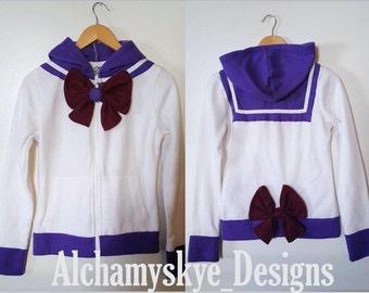 X-Small Sailor Saturn Hoodie