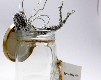 Fairy Sculpture - Naughty Fairies Collection