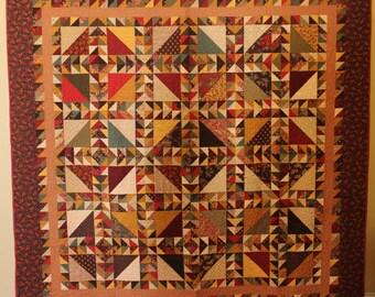 Forest Floor Quilt