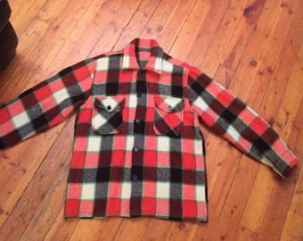 Sale Plaid Jacket Wool