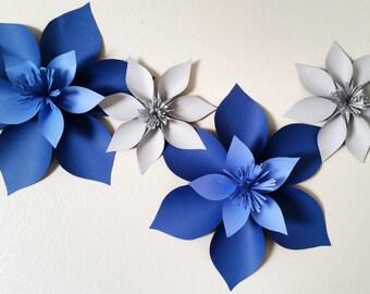 Giant Paper flowers /Wall art/decor