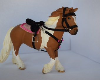 English Riding Set for the 2015 Schleich Tinker Mare