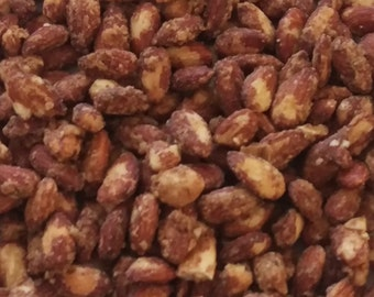 Toffee Coated Almonds