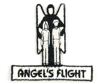 Angel's Flight Vintage Patch