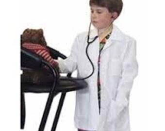 Kids Doctors or Lab Coats
