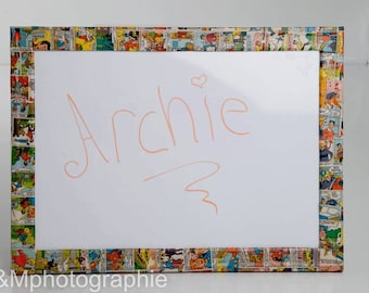 Erasable magnetic Board Archi