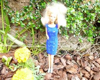 dress fancy for fashion doll