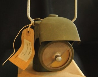 Vintage WWII J.L Ltd Military Electric No. 1 Belt Clip Lights