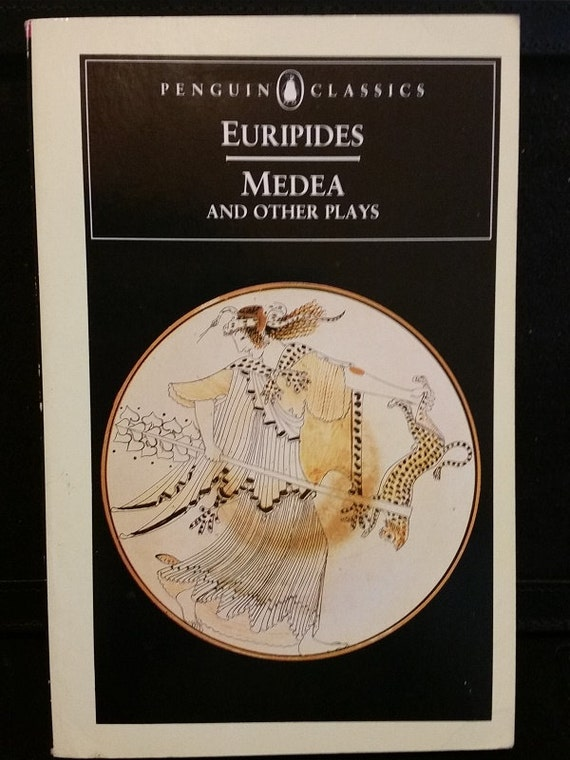 Medea and Other Plays Paperback – 1984 by Philip; Euripides Vellacott (Author)