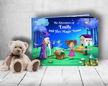 Picture Book Personalised for Children - Gift for Niece, Nephew, Keepsake, Gift for Young Kids - Grandchildren Gifts - NEXT DAY DISPATCH