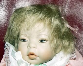 "Artist doll original ""Luna Baby"", ca. 26 cm"