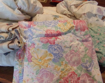 Vintage Sheets Lot of 11