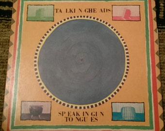 Talking Heads - Speaking In Tounges - W1-23883 - 1983
