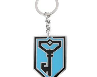 2.4 Inch Resistance Key Keychain