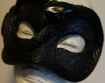 Mask- Black snake
