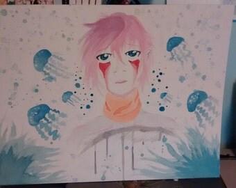 Jelly Fish Princess