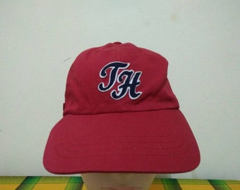 Rare Vintage TOMMY HILFIGER Sailing | Tommy Hilfiger Stadium Cap Hat Free size fit all