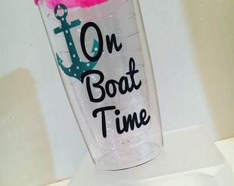 On Boat Time Tervis Tumbler