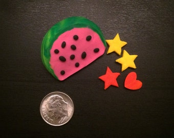 Puny Watermelon Slice