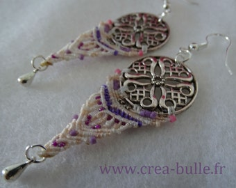 Celtic inspirations Bohemian earrings