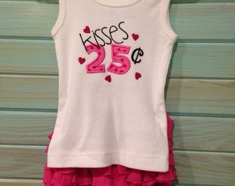 Girls tank top and diaper cover by That's Sew Mimi