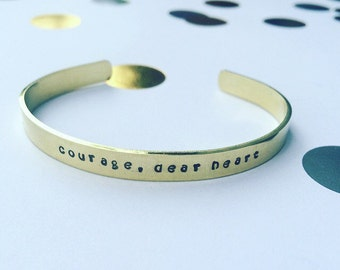 Courage, Dear Heart, Chronicles of Narnia, CS Lewis
