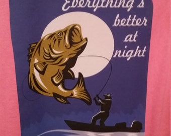 Everythings better at night logo