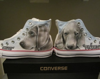 Customized converse All Star