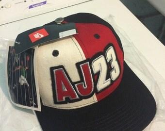 Very Very Rare! Vintage Cap Hat Nike Air Jordan Michael Years 90 s new! New! HTF!