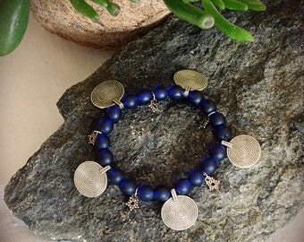 Blue collection bracelet Hotah