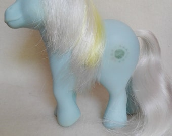 G1 My Little Pony Sunbeam (ITALY 1983) MLP