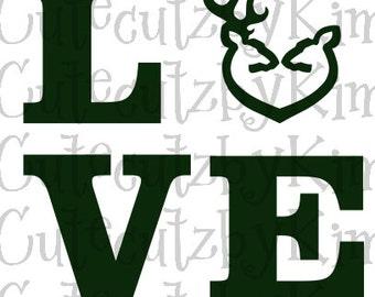 Browning Love SVG
